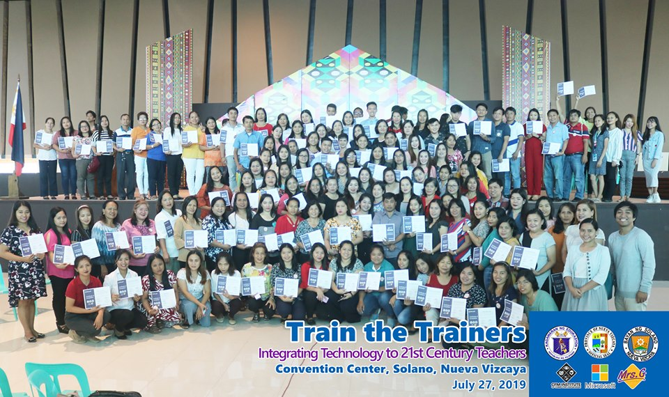 1st Train the Trainer Held in Nueva Vizcaya